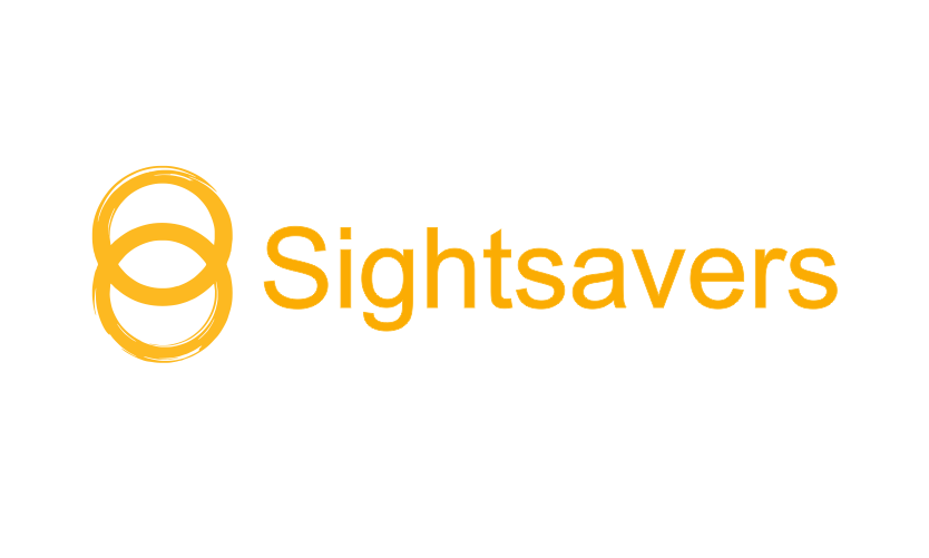 Sightsavers Logo [Special Talent Exchange Program (STEP)]