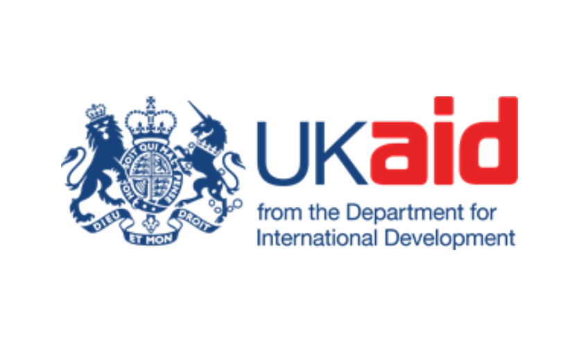 UKAID Logo [Special Talent Exchange Program (STEP)]