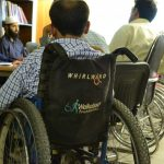 Picture of Meeting of Disabled persons in Islamabad STEP Office