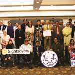 Group Picture of Global Disability Summit Pakistan 2018