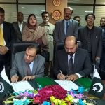 MOU Signing with Government of Pakistan for the Establishment of Center for Inclusive Development Pakistan in National Library of Pakistan Islamabad 2019
