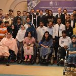 Group Picture Conference on the Inclusion of Persons with Disabilities in the Electoral Processes 2014