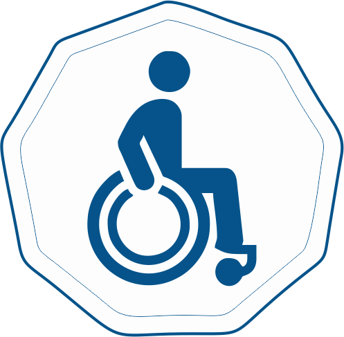 Disability Inclusive Education Icon