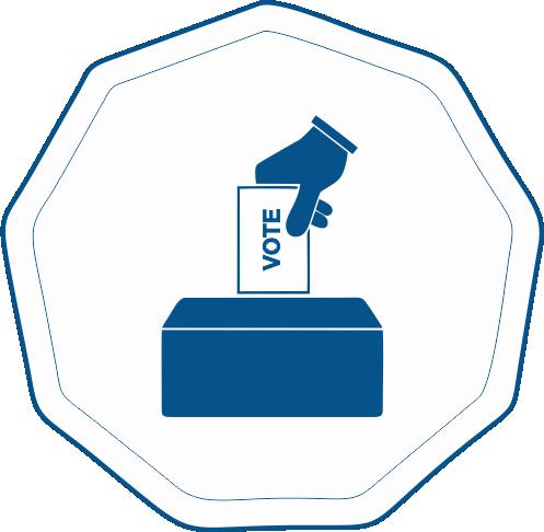 Political Participation Icon