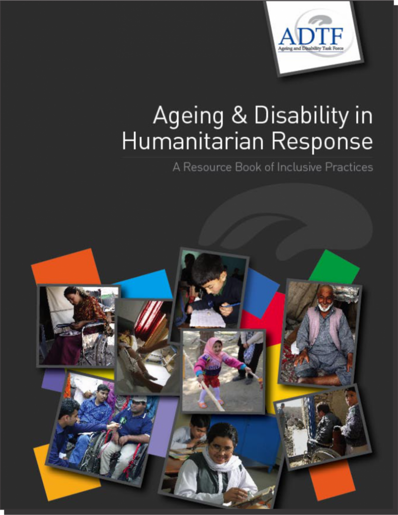 Title page of ADTF Resource Book of Inclusive Practices