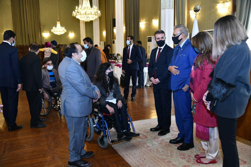 Wheelchair Distribution Among Deserving Persons 2020