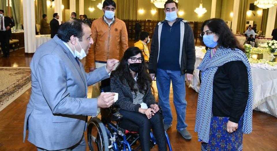 Wheelchair Distribution Islamabad